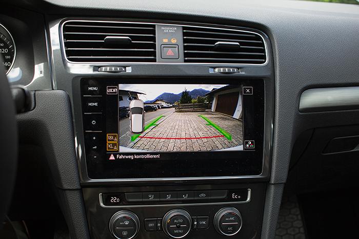 Rückfahrkamera e-Golf