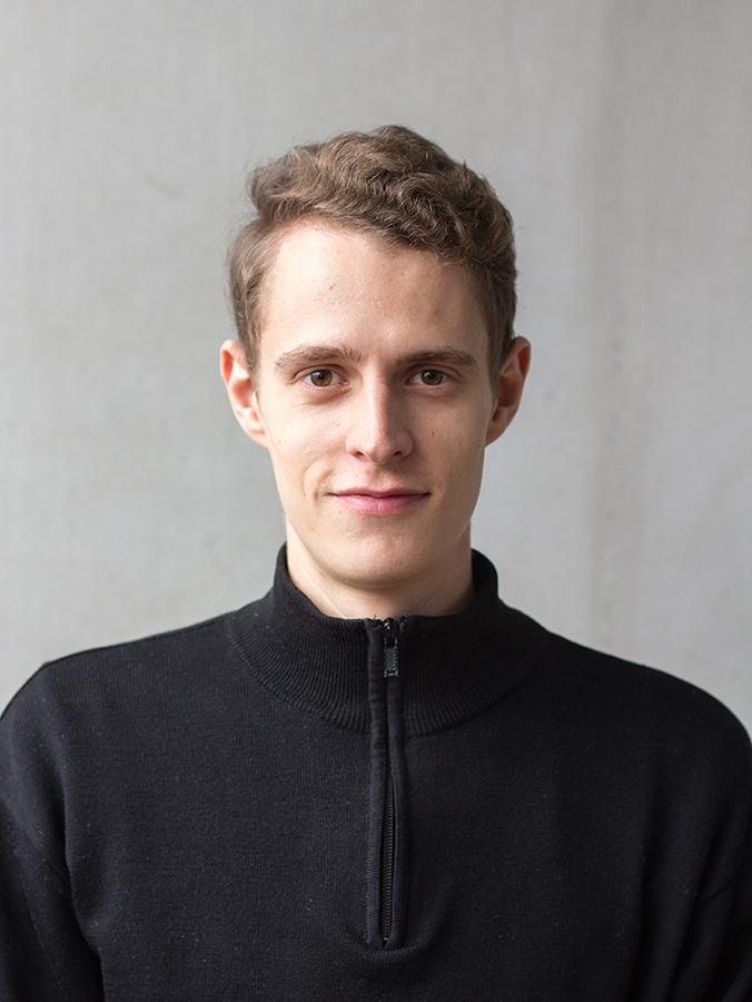 Portrait von Felix Strohbach